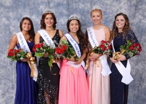 2015 Annual Charity Ball: Soroptimist International Crowns Miss Buena Park 2015 -2016